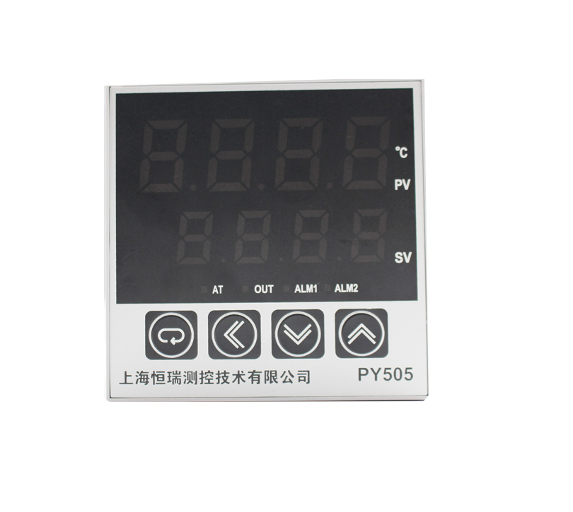 PY505 intelligent digital display temperature gauge