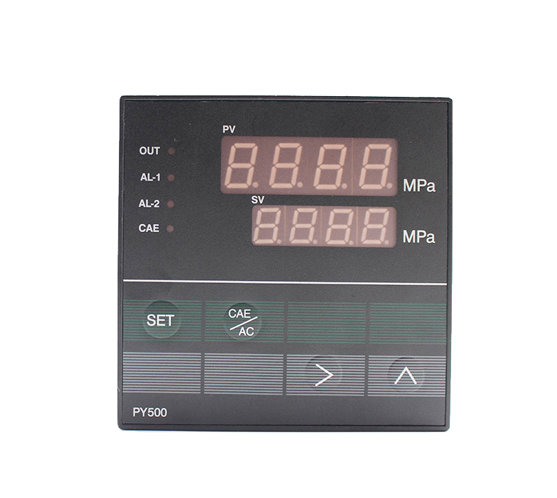 PY500 intelligent digital pressure gauge